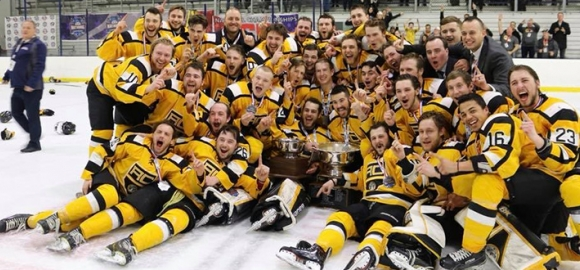 Adrian College ACHA D1 Wins National Championship