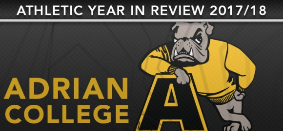 Adrian College Athletic Year in Review 2017-2018