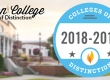 Adrian College earns National Recognition as College of Distinction