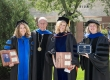 Adrian College honors faculty during Convocation