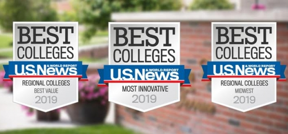 Adrian College in top rankings of US News and World Report